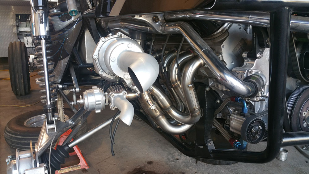 LS Twin Turbo Sandrail - GPHeaders - Barnesville MN