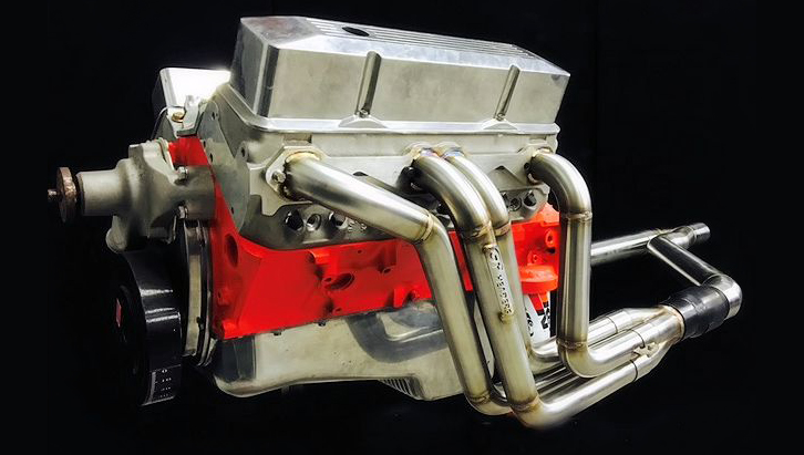 Stainless Small Block Chevy Header - GPHeaders