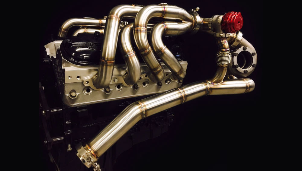 Stainless Steel LS Turbo System - GPHeaders - Barnesville MN