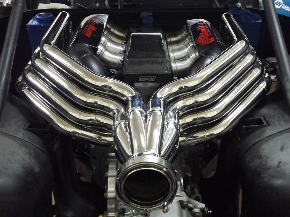 Ls Engine Detomaso Pantera Gpheaders Inc